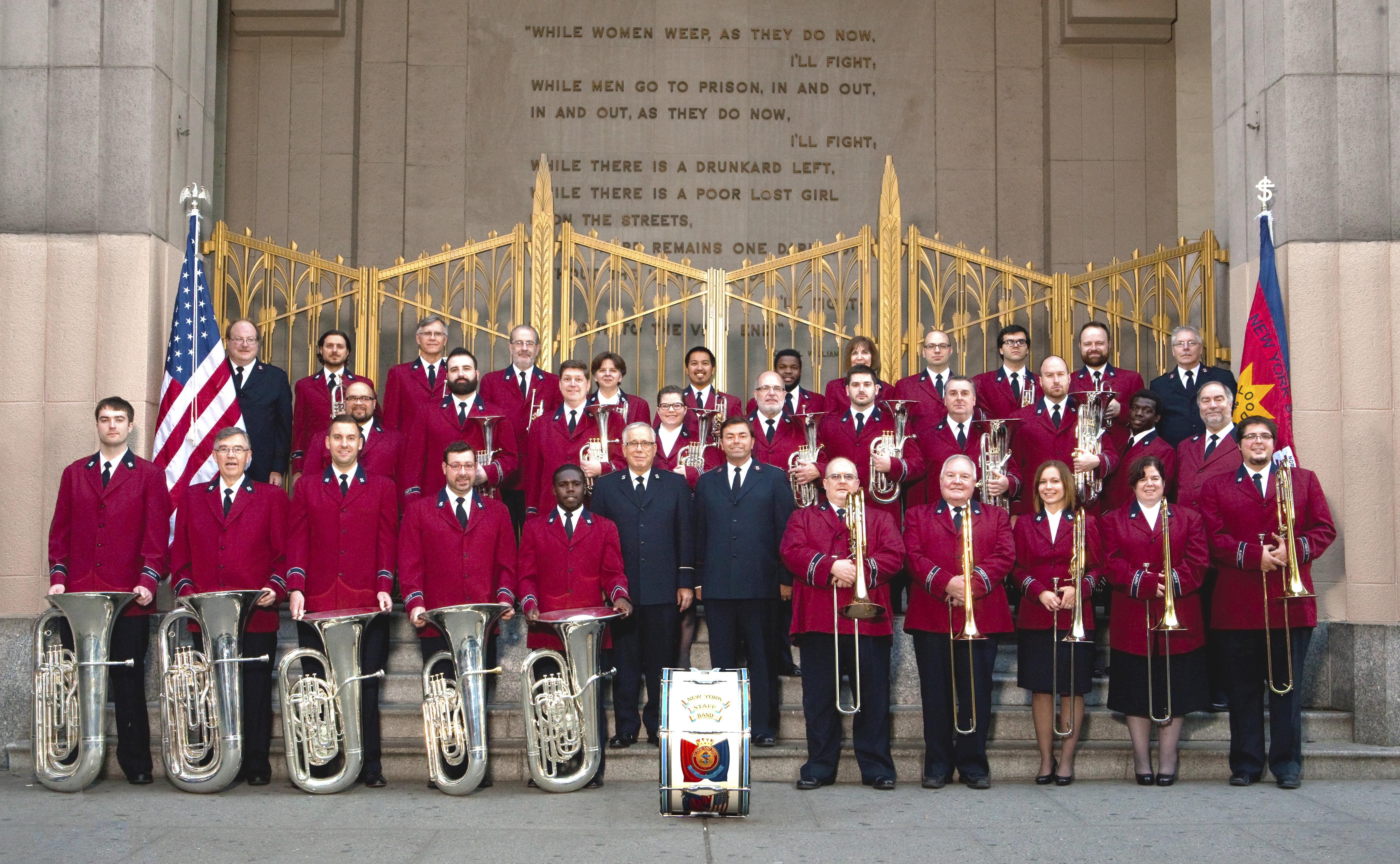 New York Staff Band